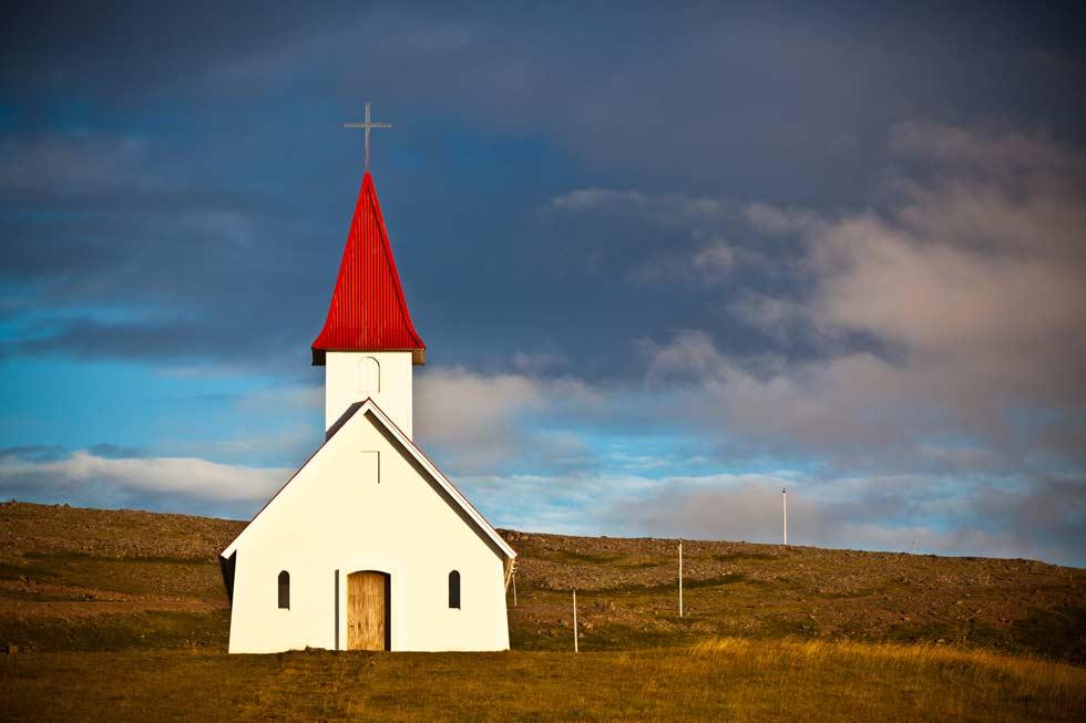 Restoration Of City Old Church